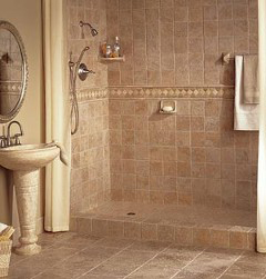 Jacksonville bathroom tile installation service